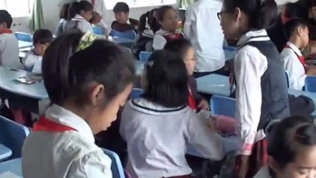 《肺结核》教学课例(小学五年级心理健康,南海小学:林永杰)