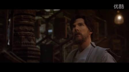 《奇异博士》官方IMAX预告