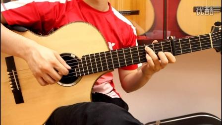 《你的名字》主题曲 前前前世 吉他独奏教学 (Steven Law)