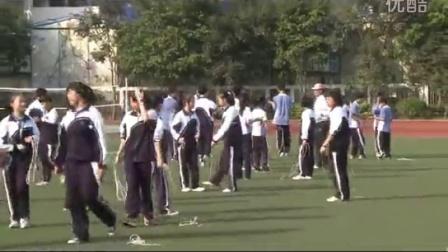 《跳短绳练习》教学课例(七年级体育,盐田外国语学校:杨艳)