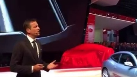 The Ferrari world premiere live from the Paris Motor Show 2016