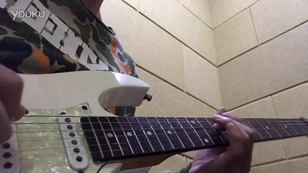 筷子兄弟《老男孩》间奏 电吉他solo
