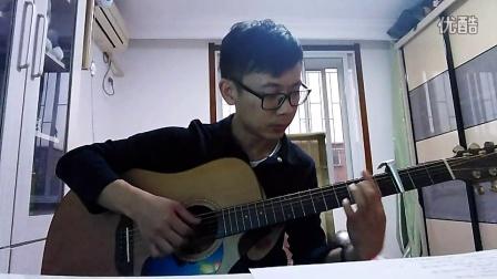 依兰爱情故事 吉他弹唱