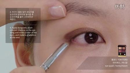9MUSES A 'Lip to Lip' M-V Makeup - jungsaemmool