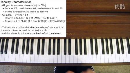 【爵士課堂】樂理:wtb.mjt1 - 現代爵士 Tonal vs Modal Harmony