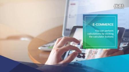 AE模板-企业公司商务项目活动信息介绍房地产宣