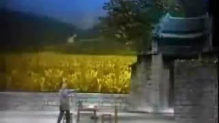 山东梆子三定桩