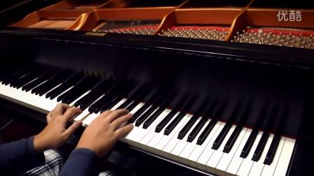 【TheIshter】你的名字 OST - Kataware Doki (Piano)