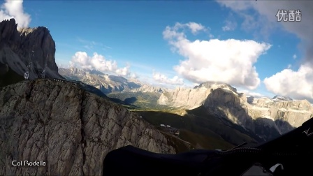 Paragliding in the Dolomites, 2016 by滑翔伞 久久