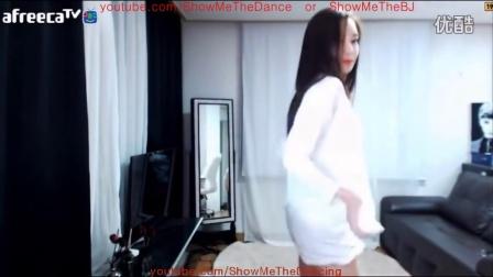 afreecatv 韩国女主播 BJ엄지 댄스 이리로 위글위글