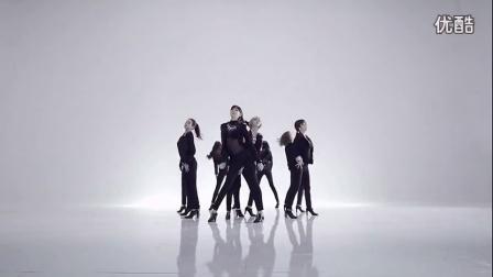 【路神搜集】韩国美模团9MUSES《WILD》MV舞蹈版8