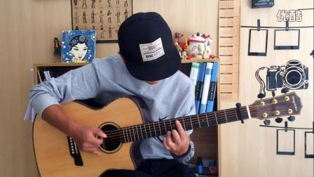【潇潇指弹原创】Am练习曲《新的旅程》---蒙杰那吉他
