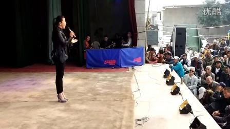 晋中市晋剧艺术研究院演员《清唱》戎娟