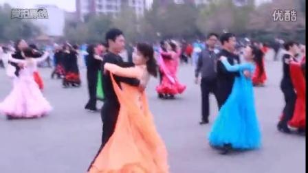 河北唐山市滦县(重阳节金色年华舞蹈队表演)孙金云2016.10.12.