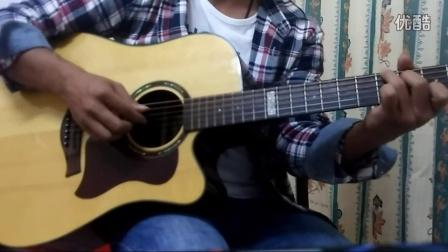 《记得》吉他弹唱---林俊杰版