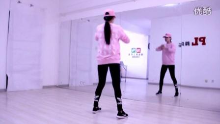 防弹少年团danger舞蹈分解动作教学简单街舞