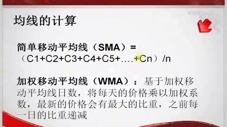 http://www.metalnews.cn/hopo/mffb/mjlj/303498636.html快乐二元期权基础与入门9:认识均线_标清