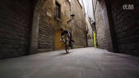 自行车跑酷超燃短片《巴塞罗那之焰》