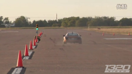 Cop goes 200mph in World's FASTEST Audi R8!