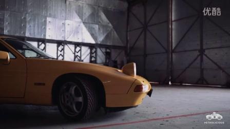 A Porsche 928 and Mercedes-Benz 500E Feed a V8 Fetish