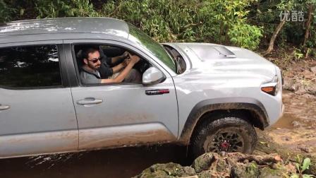 2017 丰田Tacoma TRD Pro夏威夷越野体验