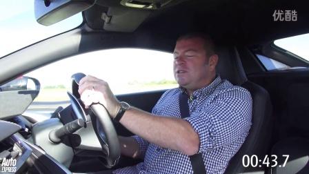 赛道对比测试NSX vs 911 Turbo vs 奥迪R8 V10