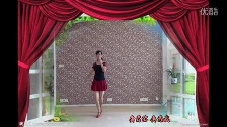 冬天丽日广场舞      简单易学步子舞[年轻的朋友来相会]  编舞:茉莉