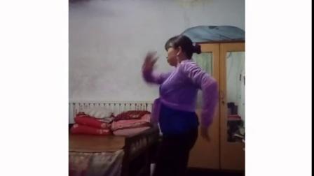 衡水市景县胡家营舞蹈队:唐僧也疯狂。武强县联