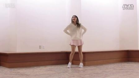 小美女活力热舞TWICE《TT》