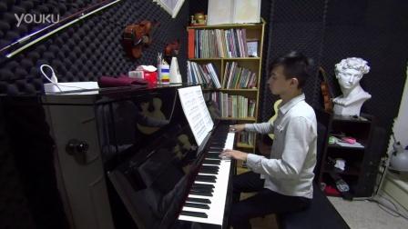《车尔尼 op. 599》 No. 91 黄雪糕