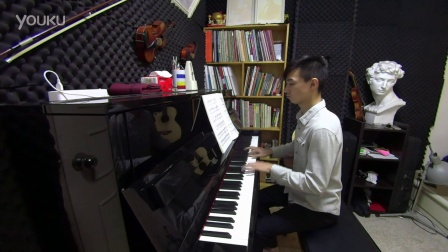 《车尔尼 op. 599》 No. 89 黄雪糕