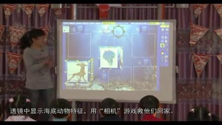 第五届电子白板大赛《找到我的家》(中班科学活动,丰台区第一幼儿园:刘志月)