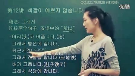 爱EXO爱Bigbang【快速学韩文12集】韩剧 权志龙 鹿晗 综艺 mv