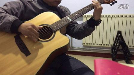 吉他演奏 fight 桓台艺宣琴行仲磊