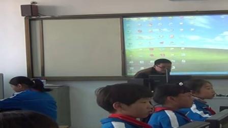 小學四年級信息技術《設計制作標志》教學視頻,王利平,第四屆全國小學信息技術優質課教學視頻