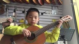 《茉莉花》双吉他(琴放吉他班)