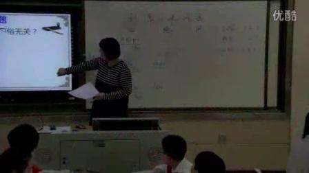初中综合实践_教科课标版_八年级上册11 家乡的问题