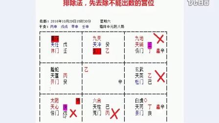 奇门遁甲预测彩票方法+奇门预测彩票技术秘诀