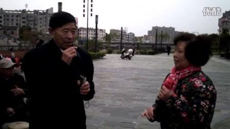 桐城添点乐黄梅戏迷俱乐部章,吴演唱黄梅戏选