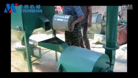 木粉机视频