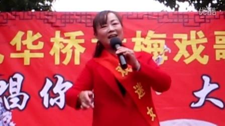 怀宁县九华桥黄梅戏歌舞艺术团演出之六【笑看