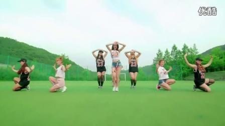 韩国女团 D.HOLIC 回归 性感舞蹈MV - Color Me Rad 160