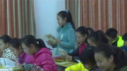 初中七年级语文《盲孩子和他的影子》教学视频,温丽君,金华市初中语文新课改赛课活动
