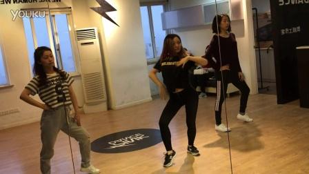 2016.11.20(入门爵士)K-pop日韩MV(玩火/BlackPink)导师:zhawen(上海pink舞蹈工作室) 上海那里学习爵士舞 MV