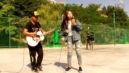 吉他弹唱《花房姑娘》TG杨