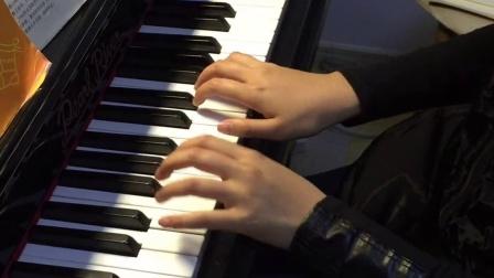 钢琴基础教程1视频 钢琴教程入门