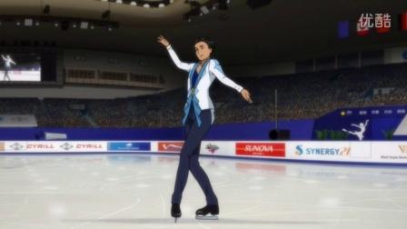 冰上的尤里剧场版——《名花滑Yuri!!!》
