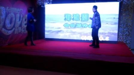 【海滩别】黄梅戏表演艺术家:张辉、国家一级