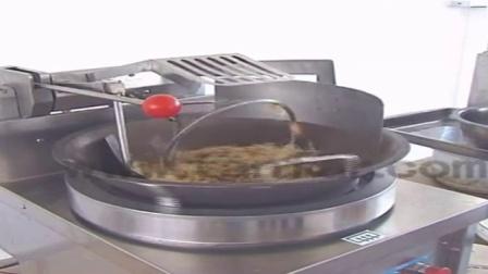 天发电热式炒饭机和燃气式自动炒饭机QQ3418471578