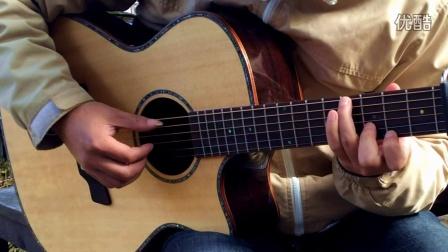 【潇潇指弹】岸部真明《少年の梦》--蒙杰那吉他